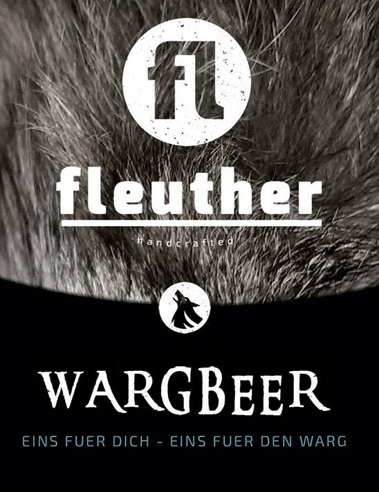 biersorte fleuther alt wargbeer 2018 etikett