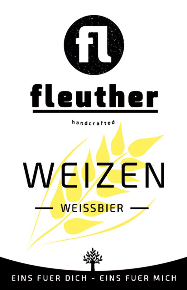 biersorten fleuther weizen 2017 etikett