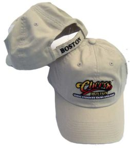 Cap Cheers Boston beige