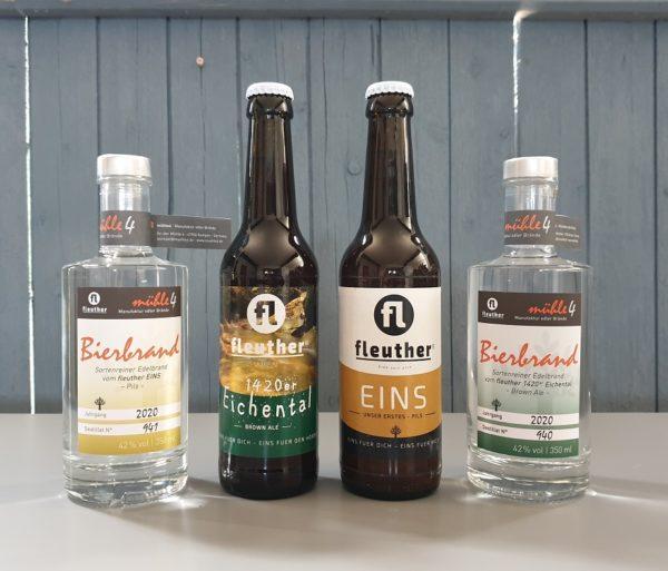 bierbraende eins und 1420er von fleuther